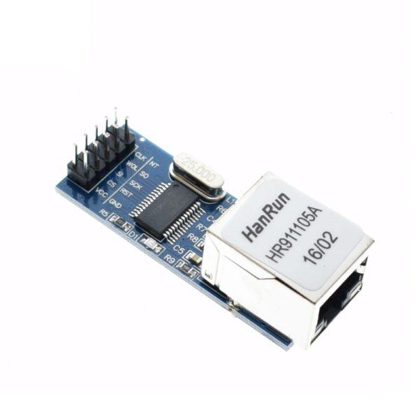 Ethernet-модуль на базе чипа ENC28J60