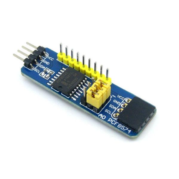 I2C расширитель портов, PCF8574
