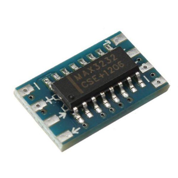 Мини конвертер RS232-TTL, MAX3232