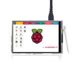 """Цветной графический TFT touch-screen 480×320 / 3,5"""""""