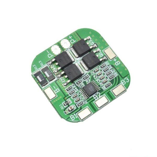 Arduino: Контроллер заряда разряда BMS 4S Li-Ion 18650 16.8V 20A