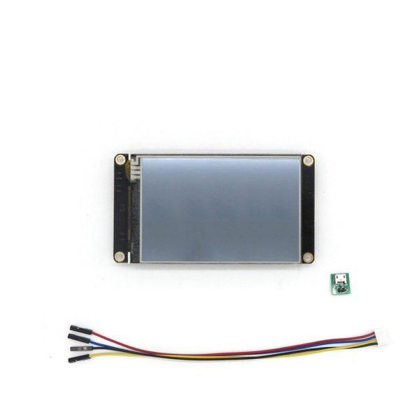 Nextion 3.5 сенсорный TFT дисплей с ARM процессором (480х320)