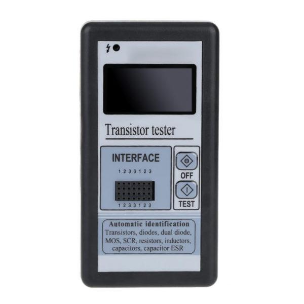 Многоцелевой тестер-измеритель полупроводниковых элементов