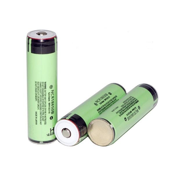 Аккумулятор Panasonic NCR18650B 3.7В 3400 мАч с защитой