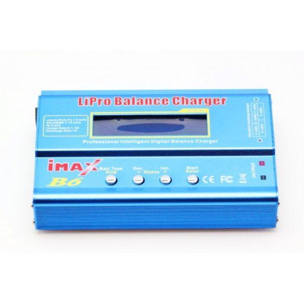 IMax B6 универсальное зарядное устройство (балансир) (Ni-Cd, NI-MH, Li-Ion, Li-Pol, Li-Fe, Pb)