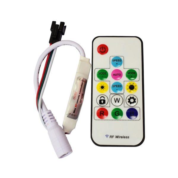 Пульт ДУ для адресуемой светодиодные ленты WS2812B, WS2811