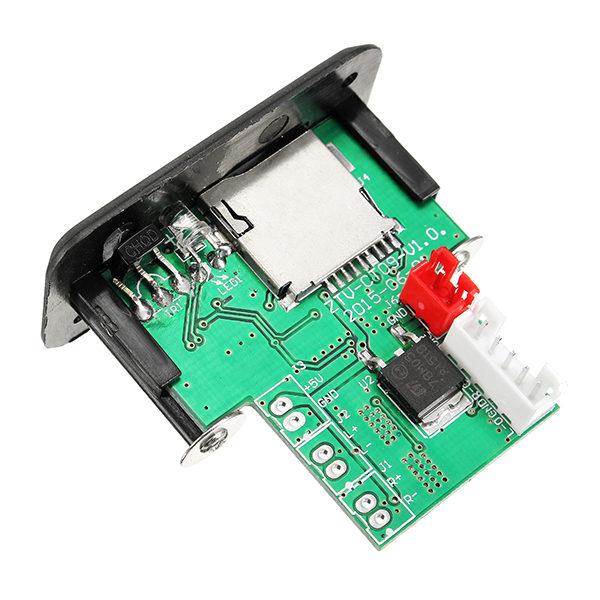 Мини MP3 декодер c усилителем 2х3 Вт и пультом