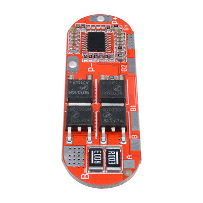 Контроллер заряда разряда BMS 5S Li-Ion 18650 21V 25A
