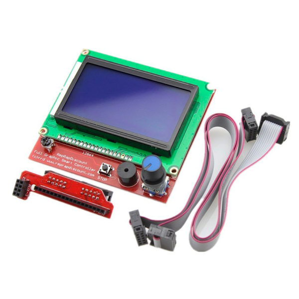 ЖК-панель управления LCD 12864 для 3D принтера