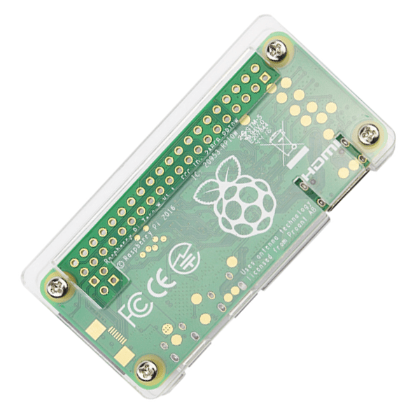 Корпус для Raspberry Pi Zero W с радиатором
