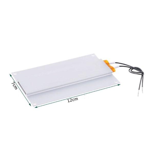 Нижний подогрев для пайки SMD-BGA компонентов, 12х7 см.