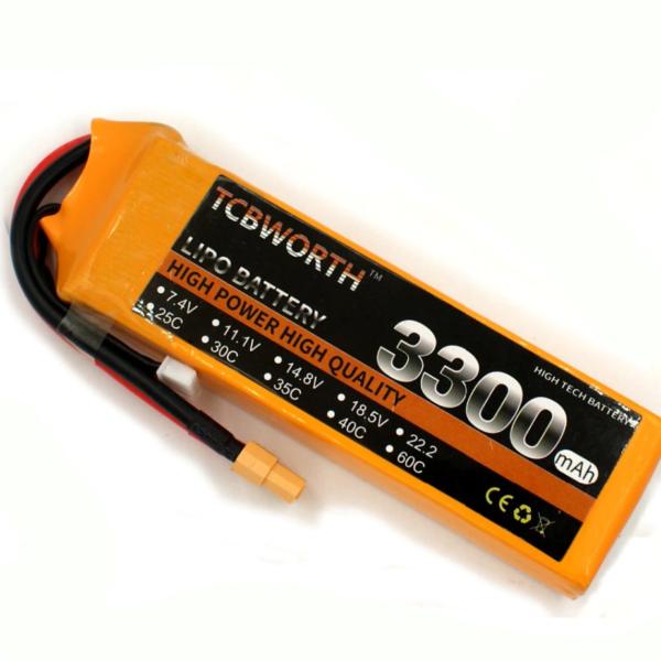 Аккумулятор LiPo 3300mAh 35C XT60