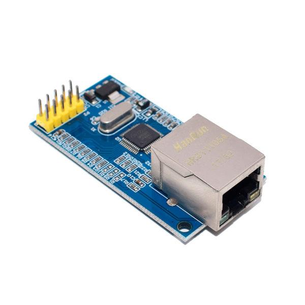 Сетевой (Ethernet) модуль W5500 ТСР/IP