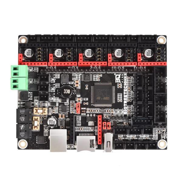 Плата управления 3D принтером BIGTREETECH SKR V2.0, 32-Bit